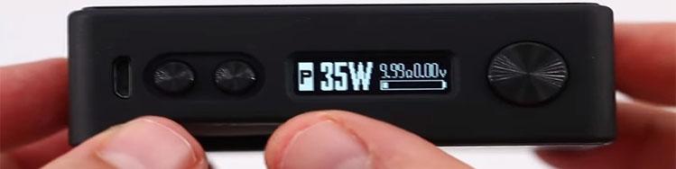 pantalla pulse 80